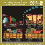 Tren de Navidad Madrid, los trenes navideños de los Reyes Magos