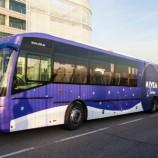 Autobús de la Navidad Niveabus gratis en Madrid