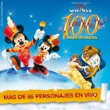 100 años de Magia Disney on Ice 2015 Madrid
