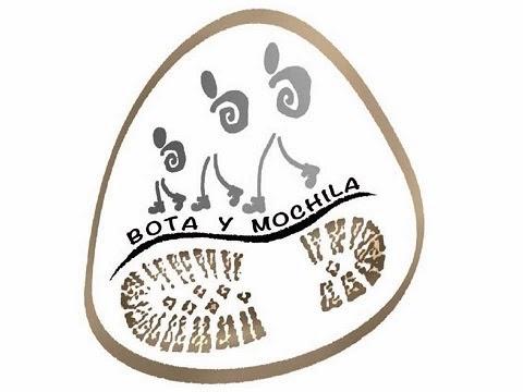 Logo Bota y Mochilaj