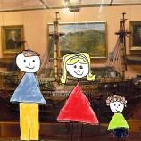 ¡¡Al Abordaje!!  Museo Naval de Madrid con niños