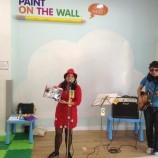 Concierto para niños en inglés de Music in action