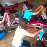 Talleres musicales infantiles en Madrid