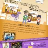 Taller gratis de Batucado para niños