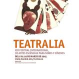 Marzo es Teatro en Madrid con Teatralia 2015