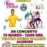 Diverclub presenta a Raúl Charlo y Conecta Kids