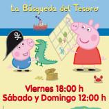 Peppa Pig Búsqueda del Tesoro en la Gran Via de Madrid