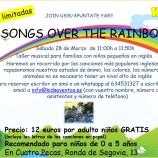 taller musical para familias con niños pequeños en inglés