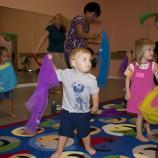 Musica y Movimiento en inglés para niños en Madrid