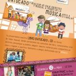 PRESENTACIÓN LIBRO Y CD BATUCADO