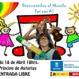 concierto interactivo infantil con canciones originales
