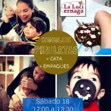 Taller de Piruletas de chocolate el próximo sábado