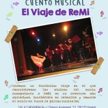 """Cuento musical """"El Viaje de ReMi"""""""