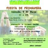 Fiesta de Primavera desde el Grupo de Juego en la Naturaleza Saltamontes