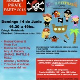 Fiesta pirata en Madrid