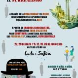 TALLER REGULAR DE CONSTRUCCIÓN DE MUÑECOS: SURREALISMO