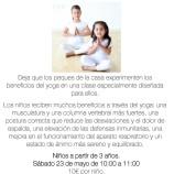 Yoga Kids Master Class Madrid