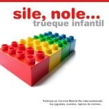 Sile, Nole intercambio de juguetes en Madrid