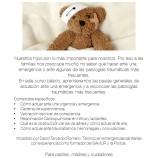 Curso de Primeros Auxilios Pediátricos en Madrid