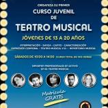 Curso Juvenil de Teatro Musical