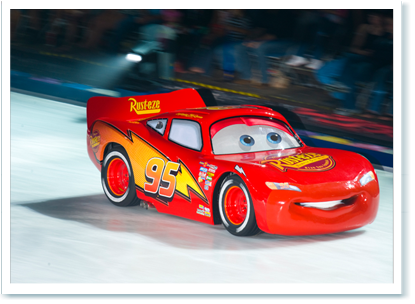 2016 disney on ice madrid