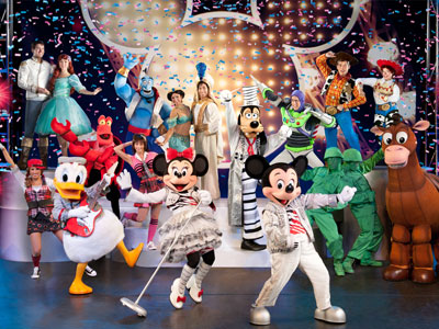 disney live 2016 madrid
