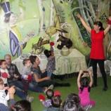 Actividades y talleres en inglés para bebés y niños en Madrid