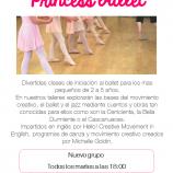 Centro academia de Ballet en Madrid