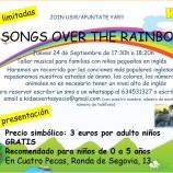 taller familiar de música en inglés