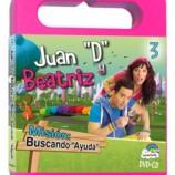 """Juan """"D"""" y Beatriz en Ciudad Arcoiris Vol.3 Misión Buscando Ayuda"""