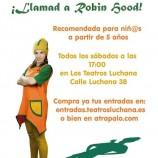 Teatro Infantil Llamad a Robin Hood