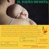 """Charla """" El sueño infantil"""""""