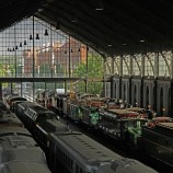Día del Tren con talleres infantiles en Madrid