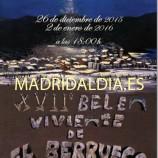 Belen viviente el Berrueco Madrid 2015 2016
