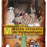 Belén viviente de Valdepiélagos en Madrid Norte