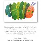 CuentaCuentos en inglés para niños en Madrid