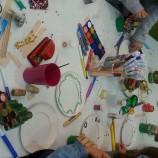 Talleres de diciembre y navideños con niños en Littlekingdom Madrid