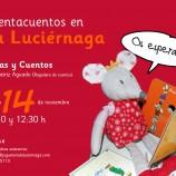 Cuenta cuentos para bebés en Madrid