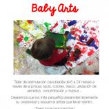 Pintura para bebés Baby Arts desde 6 meses.