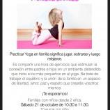 Masterclass de Yoga en Familia