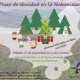 Paseo de Navidad en la Naturaleza