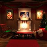 La casa de Papá Noel estas navidades