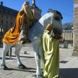 Belén monumental de El Escorial