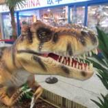 ¡PARQUE RIVAS JURÁSICO! Dinosaurios en Madrid
