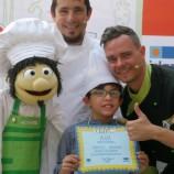Para enseñar a cocinar sano en familia Cocina islazul