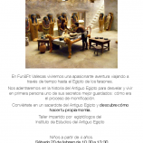 Pequeólogos, Egiptología para peques