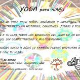 Yoga para niños en Madrid