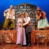Rapunzel teatro para niños en Madrid