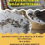 RUTA GUIADA Y ELABORACIÓN DE JABÓN ARTESANAL