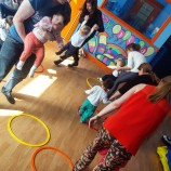 Actividades musicales para bebés
